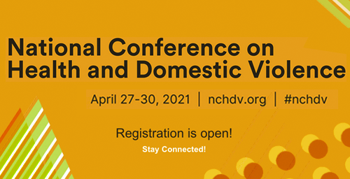 2020 National Conference on Health and Domestic Violence